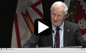 Watch video of 2017 Manion Lecture—Strengthening Trust in Canada: the Role of the Public Service